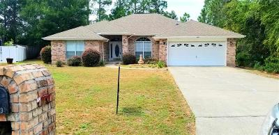 Pensacola Single Family Home For Sale: 9639 Westgate Cir