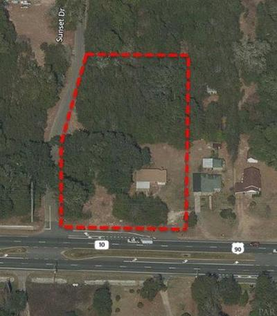Pace Residential Lots & Land For Sale: 5388 Hwy 90