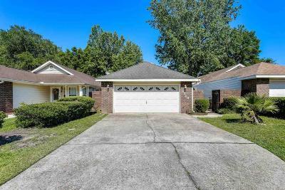 Pensacola Single Family Home For Sale: 8118 Treetop Ln