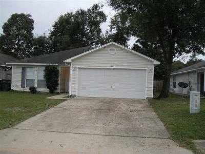 Milton Rental For Rent: 5749 Charlene Dr