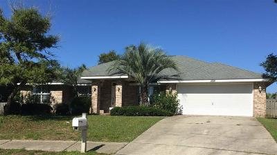 Gulf Breeze Rental For Rent: 1591 Woodbluff Ct