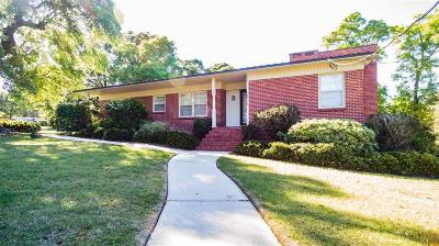 Pensacola Single Family Home For Sale: 3901 Menendez Dr