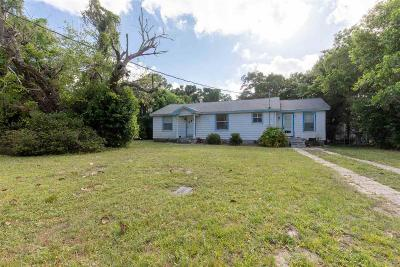 Gulf Breeze Single Family Home For Sale: 1 San Carlos Ave