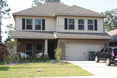 Pace Single Family Home For Sale: 3646 Hawks Landing Cir