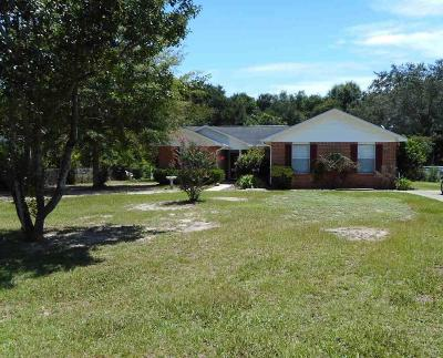 Pace Single Family Home For Auction: 5608 Windermere Trace