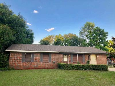 Pace Single Family Home For Sale: 4696 Keyser Ln