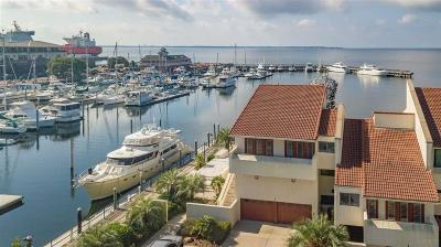 Pensacola, Pensacola Beach, Perdido, Perdido Key, Bagdad, Gulf Breeze, Milton, Navarre, Navarre Beach, Pace Condo/Townhouse For Sale: 1 Port Royal Way