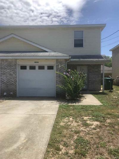 Navarre Condo/Townhouse For Sale: 2126 Tom St