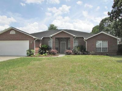 Cantonment Single Family Home For Sale: 3081 Red Fern Rd