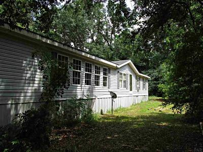 Pensacola Mobile Home For Sale: 661 Smiley Ave