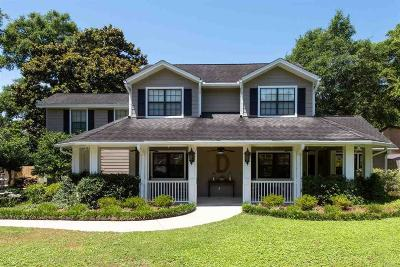 Pensacola Single Family Home For Sale: 3221 Bayou Blvd