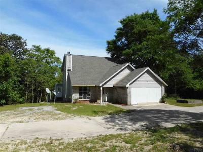 Crestview Single Family Home For Sale: 4020 Nikki Ln
