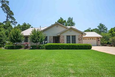 Gulf Breeze Single Family Home For Sale: 2819 Clearlake Pl