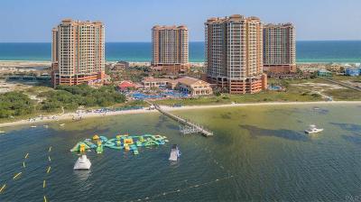 Pensacola Beach Condo/Townhouse For Sale: 4 Portofino Dr #902
