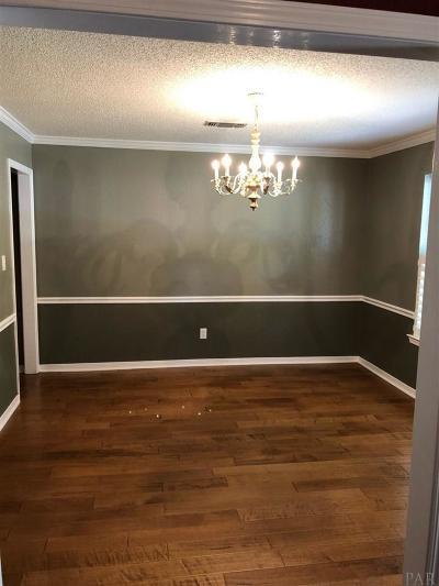 Pensacola Single Family Home For Sale: 4040 Potosi Rd