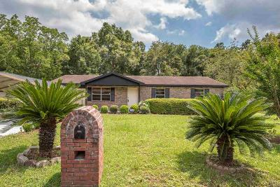 Pace Single Family Home For Sale: W 4271 Avenida De Golf