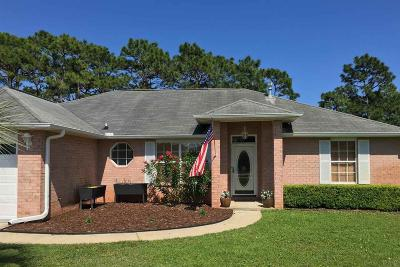 Pensacola FL Single Family Home For Sale: $223,000