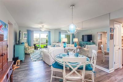 Pensacola Beach Condo/Townhouse For Sale: 1600 Via Deluna Dr #107-E