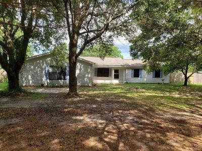 Cantonment Single Family Home For Sale: 364 McKenzie Rd