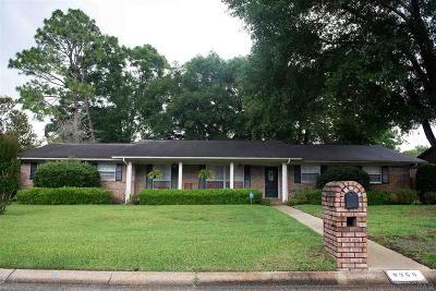 Pensacola Single Family Home For Sale: 8360 Pilgrim Rd