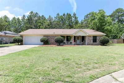 Pensacola Single Family Home For Sale: 9049 Bluebay Ln