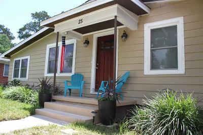 Pensacola Single Family Home For Sale: 25 Escalona Ave