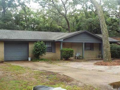 Pensacola Single Family Home For Sale: 12871 Lillian Hwy