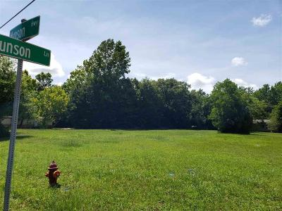Milton Residential Lots & Land For Sale: Lot 19 Munson Ln