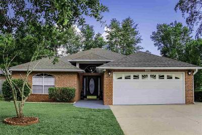Pensacola Single Family Home For Sale: 2249 Valle Escondido Dr