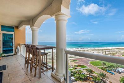 Pensacola Beach Condo/Townhouse For Sale: 3 Portofino Dr #802