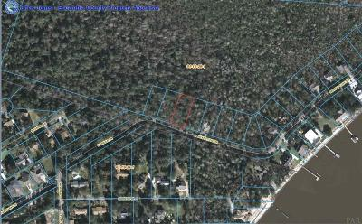 Pensacola Residential Lots & Land For Sale: 3600 Blk Mackey Cove Rd