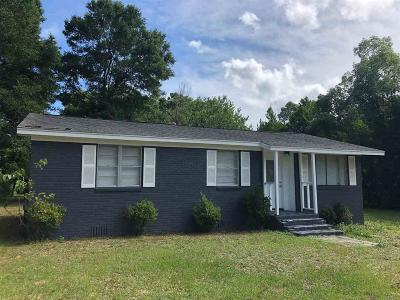 Pensacola Single Family Home For Sale: W 2929 Avery St
