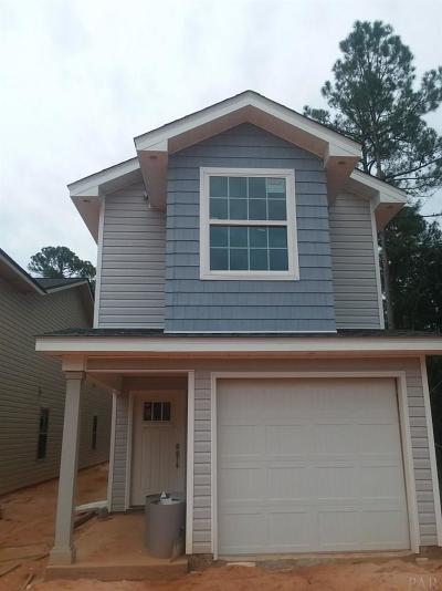 Milton Single Family Home For Sale: 3218 Atlas Dr