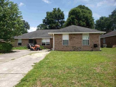 Milton Single Family Home For Sale: 5955 Ashton Woods Cir