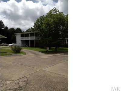 Pensacola Rental For Rent: 6010 Sanders St #A