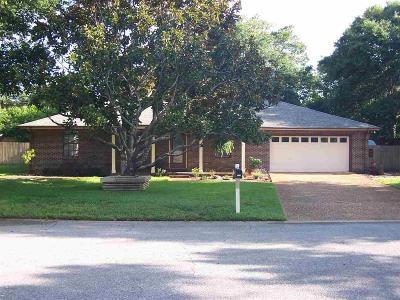 Gulf Breeze Single Family Home For Sale: 308 Smith Cir