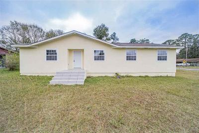 Pensacola Single Family Home For Sale: 1385 Portland St
