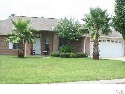 Pensacola Rental For Rent: 1540 Sandcliff Dr