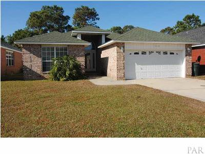 Pensacola Rental For Rent: 4649 Isles Dr