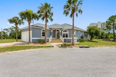 Pensacola, Pensacola Beach, Perdido, Perdido Key, Bagdad, Gulf Breeze, Milton, Munson, Navarre, Navarre Beach, Pace Single Family Home For Sale: 17 Mirror Lake Ct