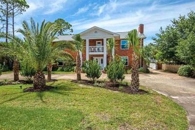 Pensacola Beach Single Family Home For Sale: 237 Sabine Dr