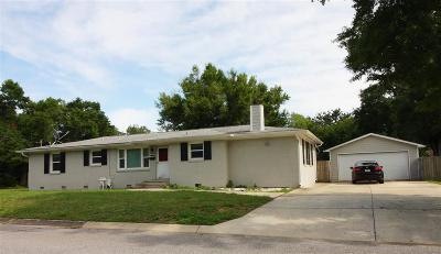 Pensacola Single Family Home For Sale: E 3207 Mallory St