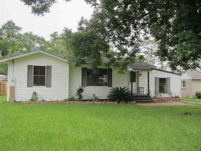 Pensacola FL Single Family Home For Sale: $80,000