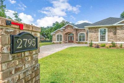Navarre Single Family Home For Sale: 2795 Masters Blvd