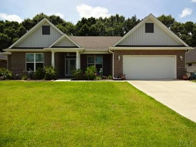 Pensacola FL Single Family Home For Sale: $365,000