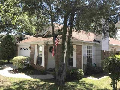 Pensacola FL Single Family Home For Sale: $185,000