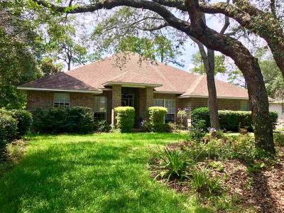 Pensacola Single Family Home For Sale: 9780 Jabiru Ln