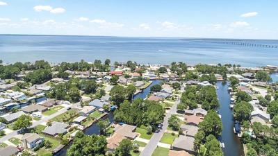 Gulf Breeze Single Family Home For Sale: 1624 Mauna Kea Ct