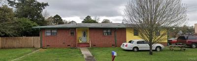 Milton Single Family Home For Sale: 6477 Park Ave