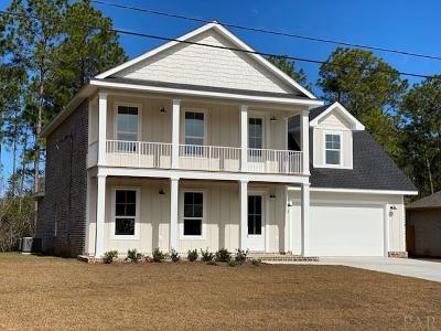 Santa Rosa County Single Family Home For Sale: 6724 Kempton St